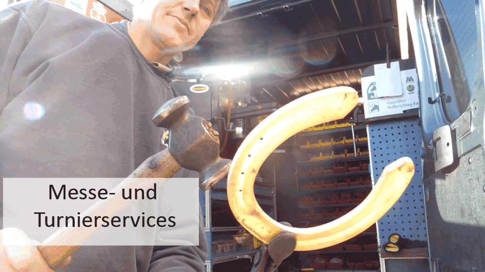 Messe und Turnierservices